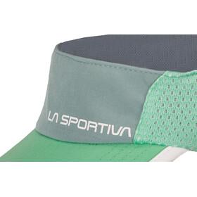 La Sportiva Reality Visor Stone Blue/Jade Green